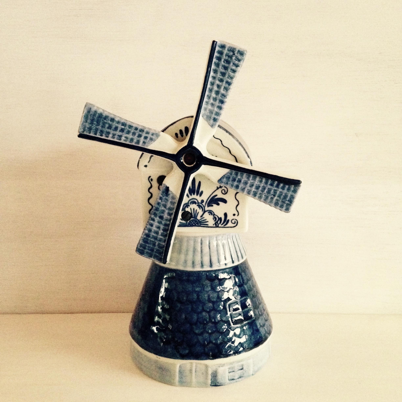風車のオルゴール