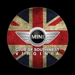 ゴーバッジ(ドーム)(CD0795 - CLUB OF SOUTHWEST VIRGINIA) - 画像1