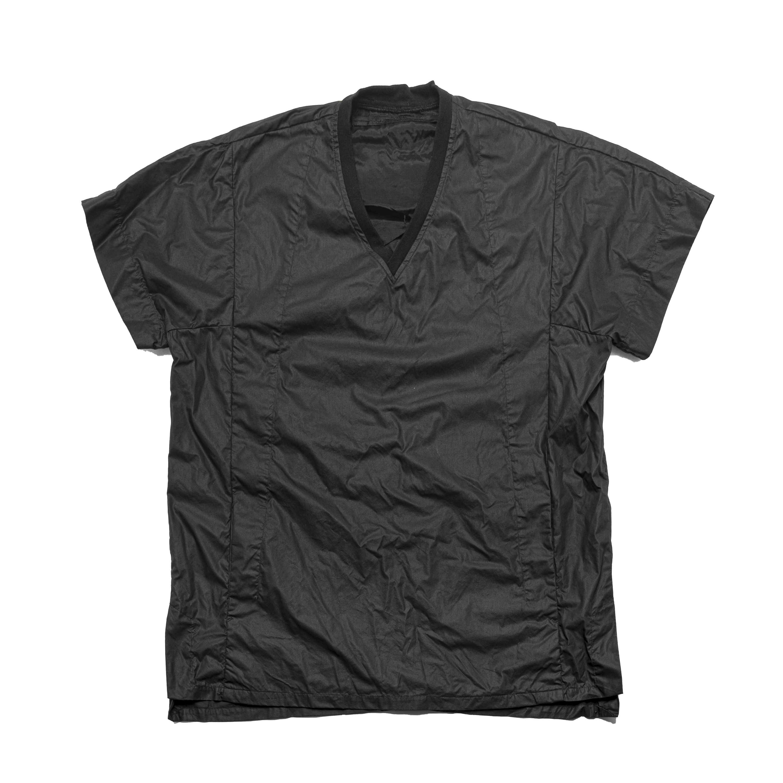 577BLM7-BLACK / シームドプルオーバージャケット ver.1