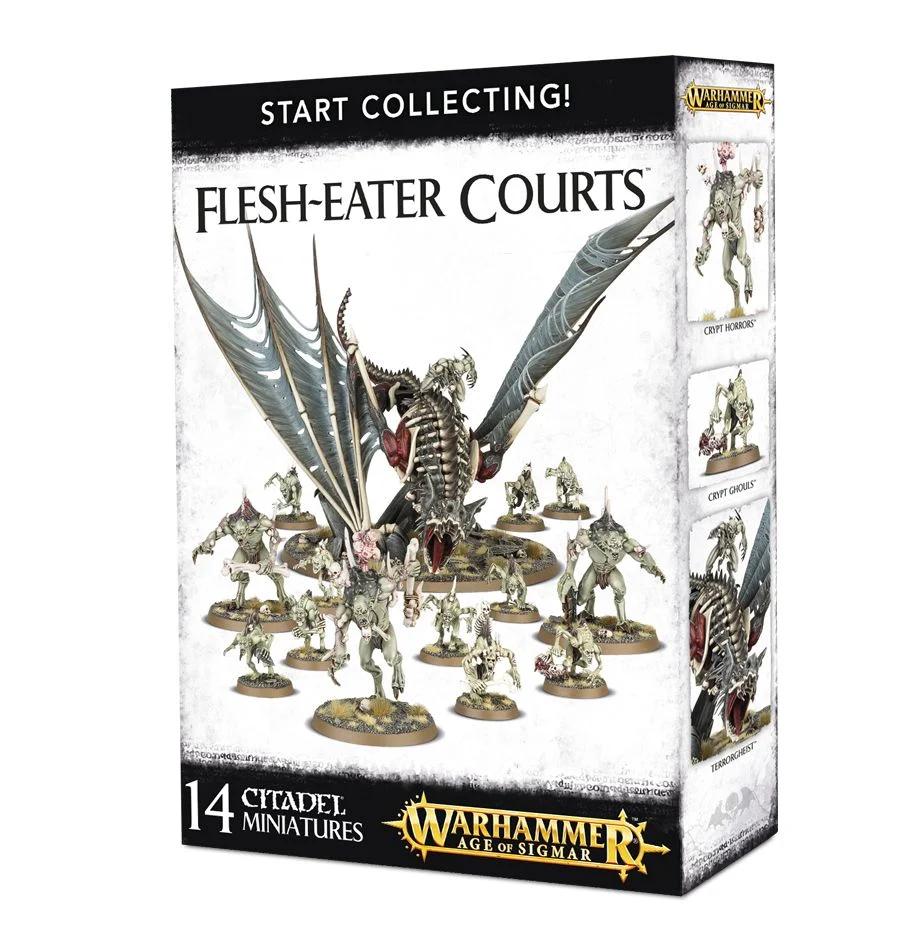 【ウォークライでもok!】Start Collecting! Flesh-eater Courts