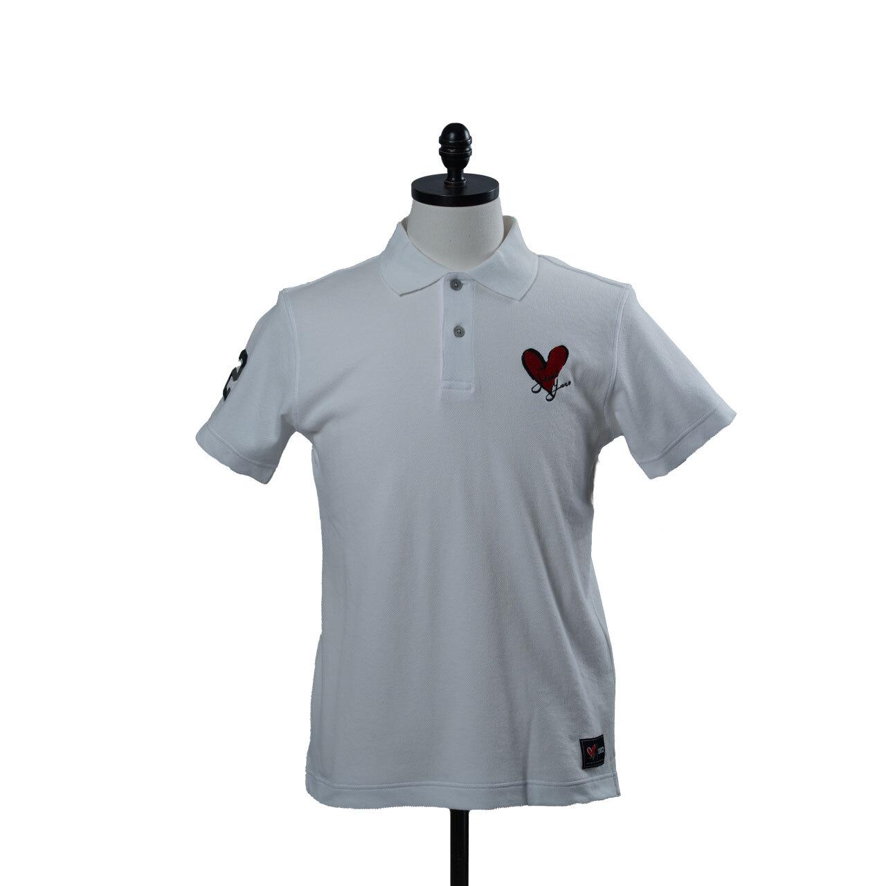 SY32 HEART LOGO POLO(8064SY)