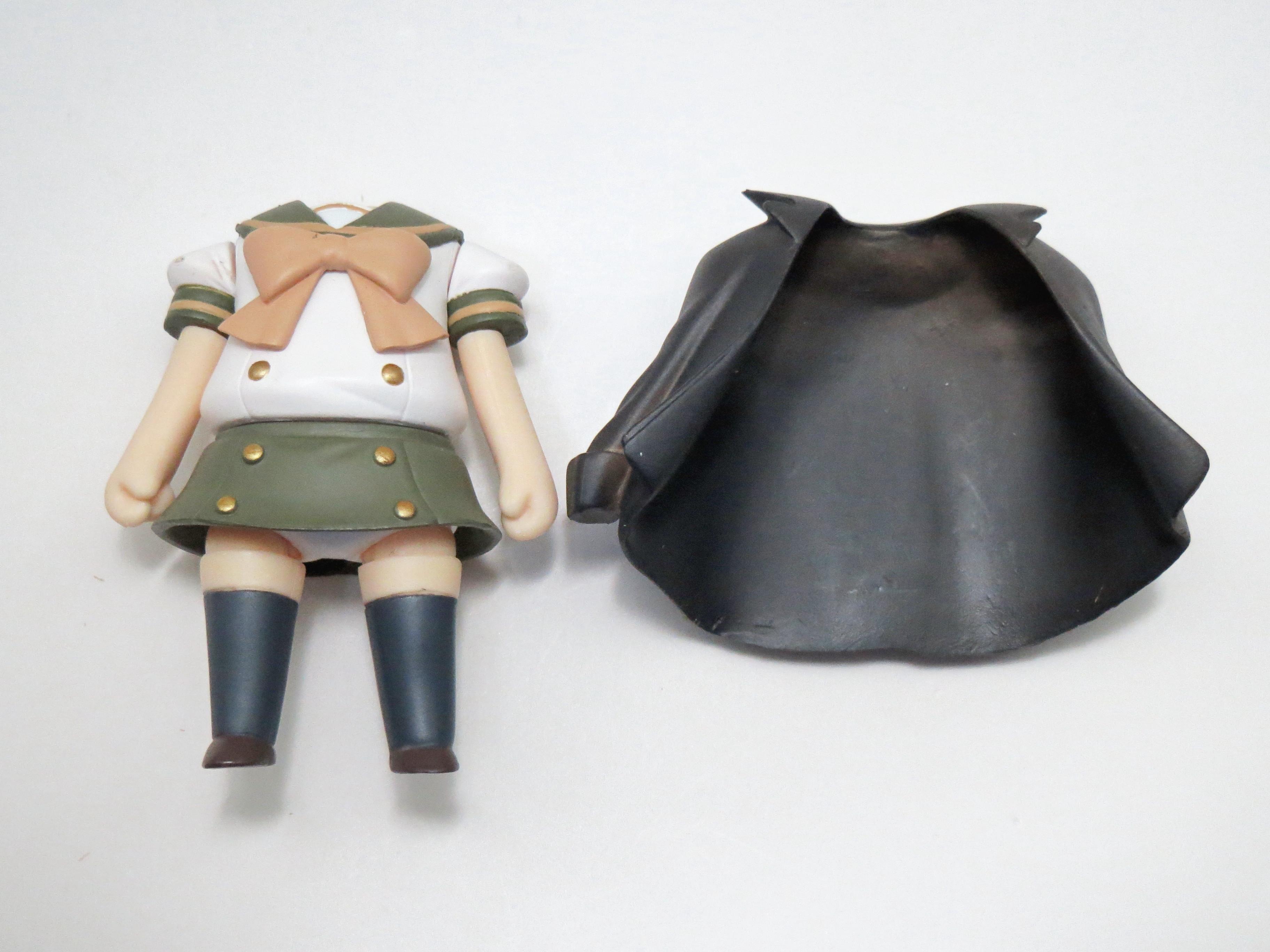 【047a】 シャナ 炎髪灼眼Ver. 体パーツ 制服 ねんどろいど