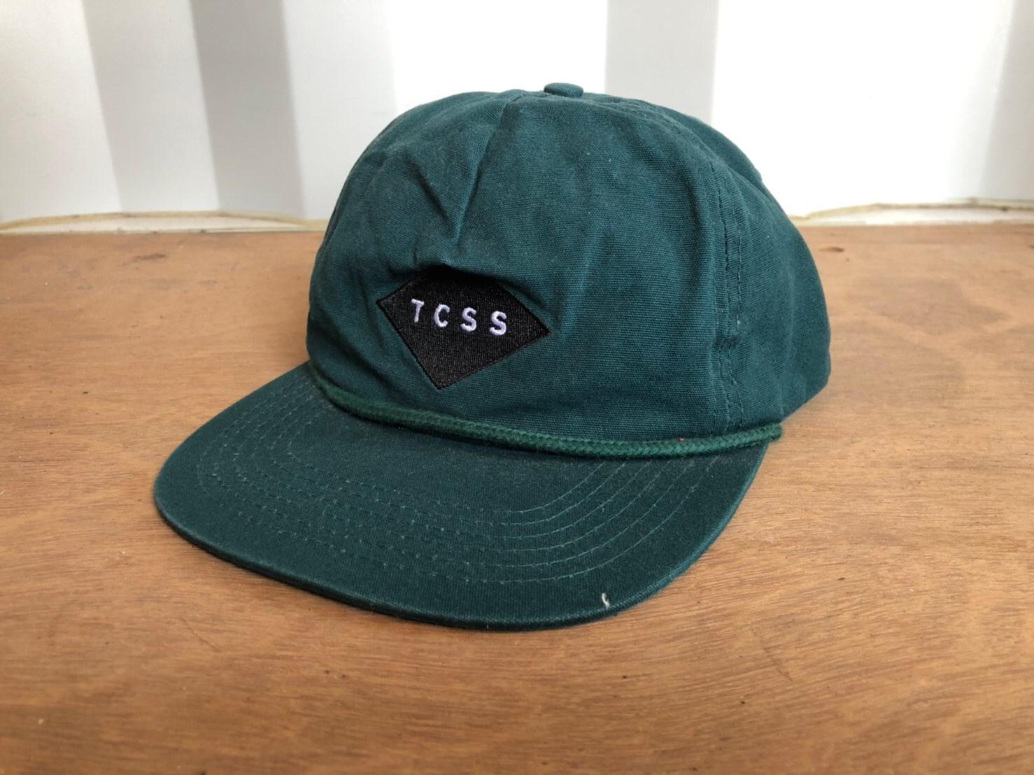 TCSS CAP (green)
