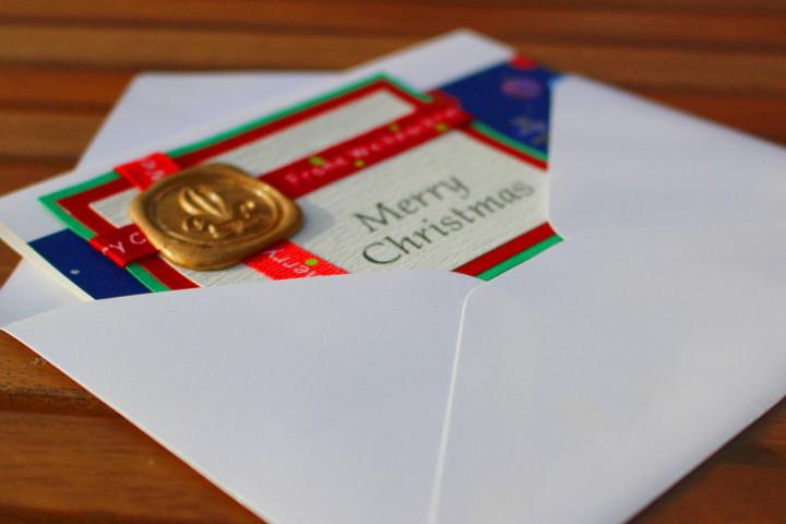 """Shiori のメッセージカード """"Merry Christmas""""_2"""