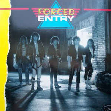 "FORCED ENTRY ""Forced Entry"" (輸入盤)"