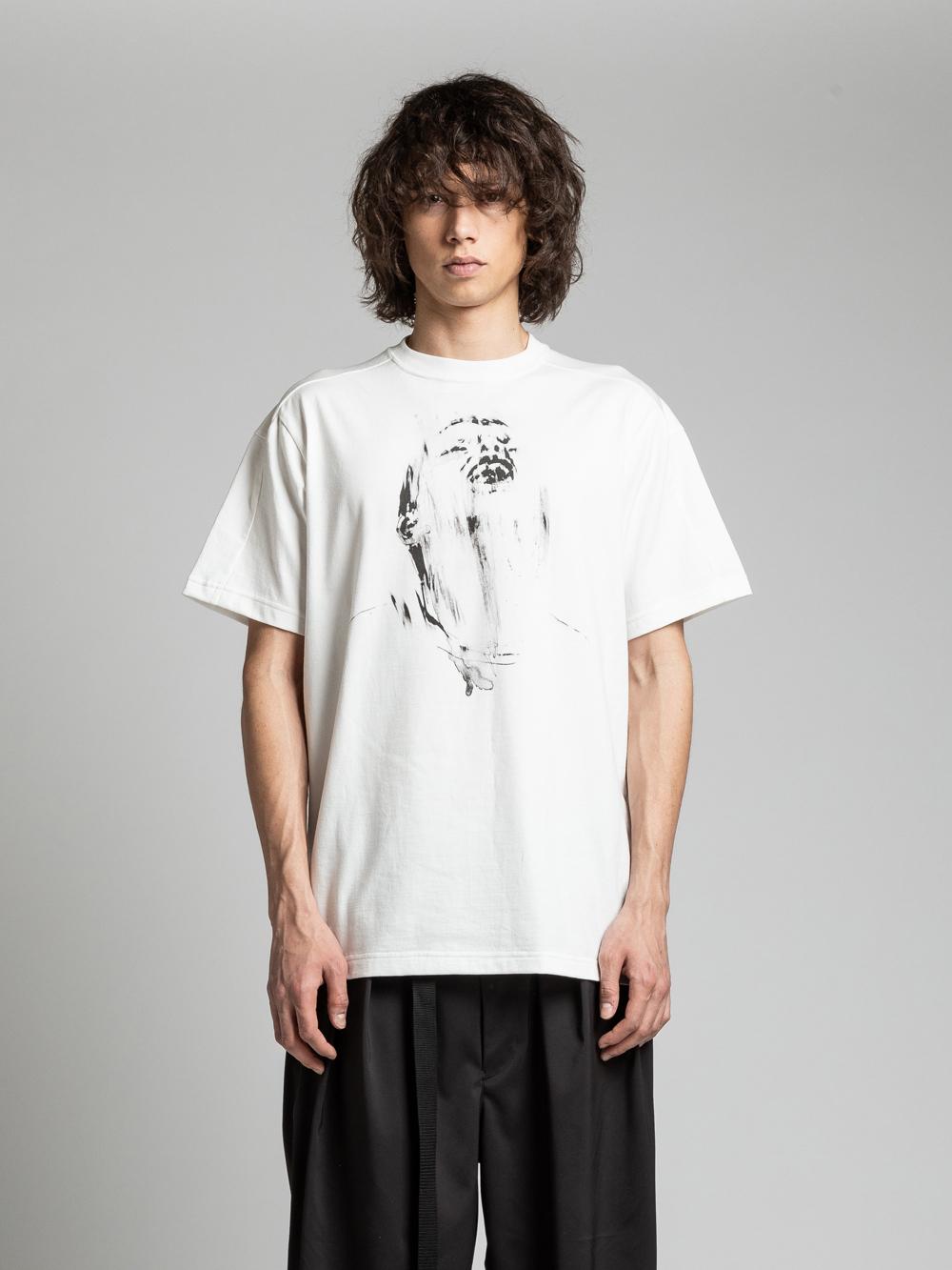 VI-PM-015-01 / PATRICIA MARCH コラボレーション プリント 半袖Tシャツ