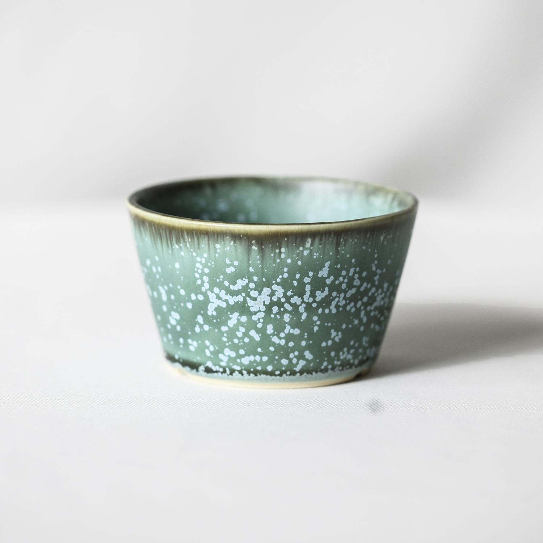 Turquoise glaze basic pot(S)