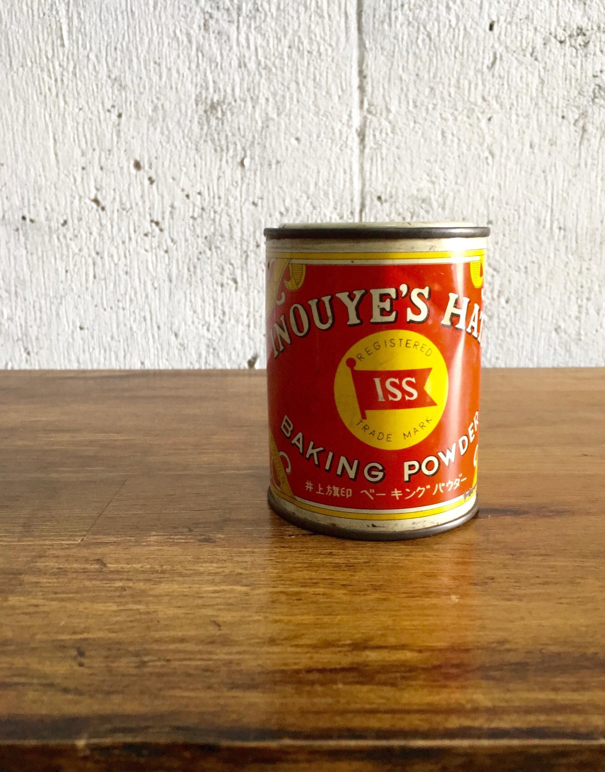 ジャンクな味のある缶[古道具]