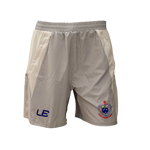 Samoa 2017 Training Gym Shorts Grey
