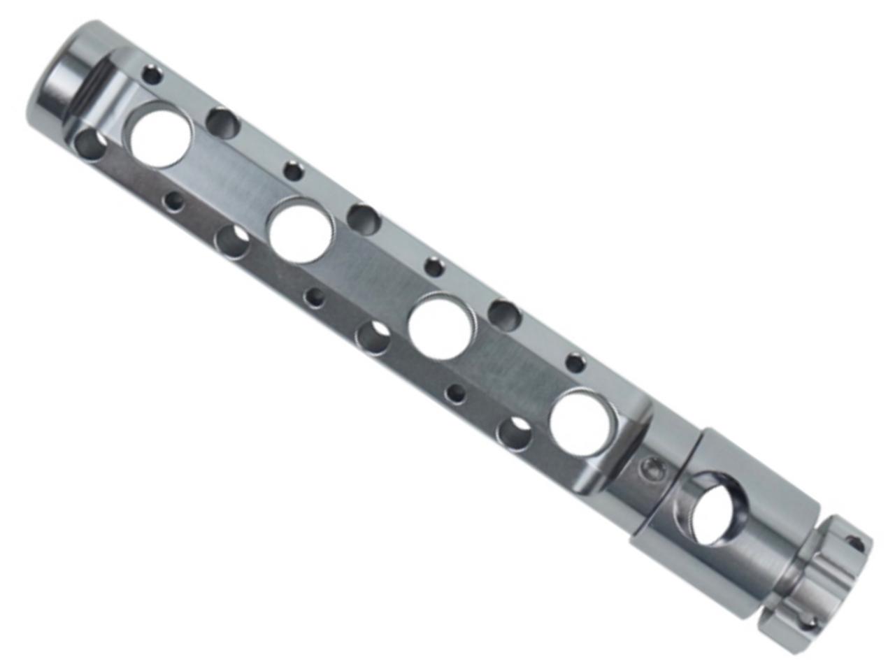 CNC T6 Aluminum Tying Tool Holder / T6 アルミ削り出し ツールホルダー