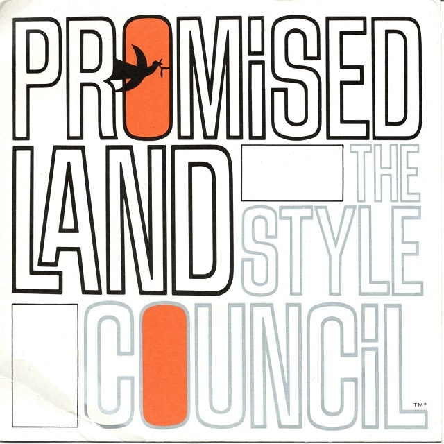 【7inch・英盤】Style Council / Promised Land