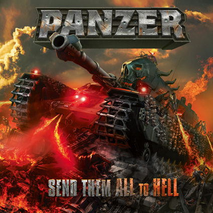 "PANZER ""Send Them All To Hell"""