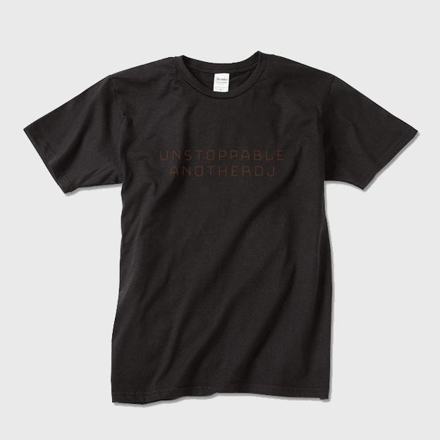 unstoppable_L Tシャツ 黒  Lサイズ - 画像1