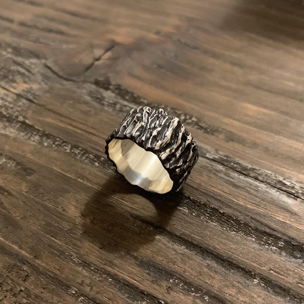 木 / Wood (Silver925 / K18コーティング)