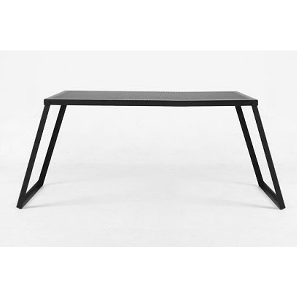 auvil black garden wide table ブラックガーデンワイドテーブル