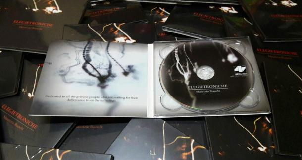 MAURIZIO BIANCHI - Elegietroniche  CD - 画像3