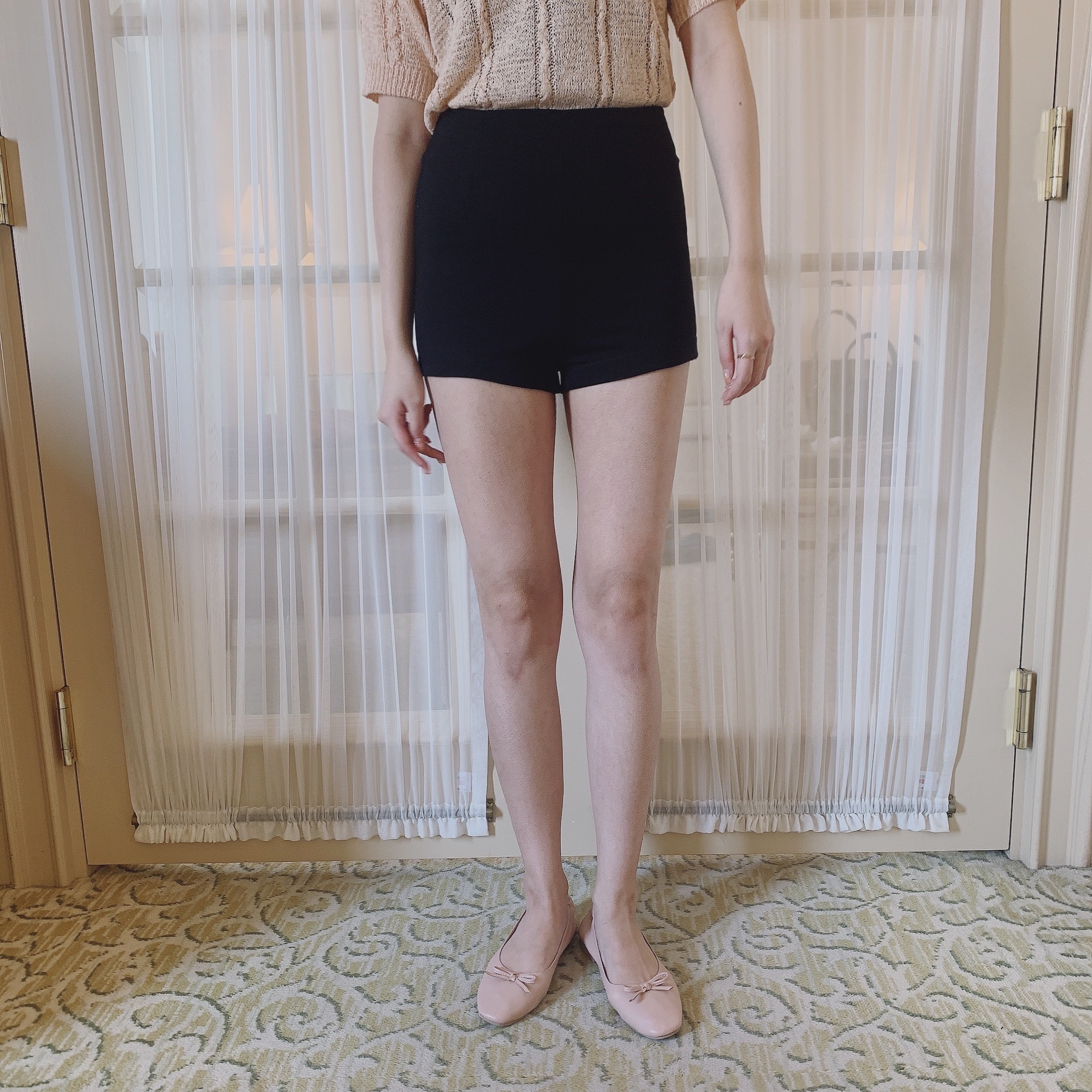 6/11【NEW】style up short pants