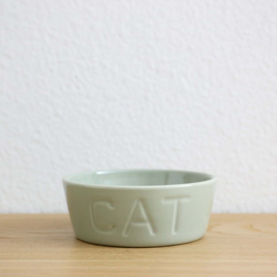 Cat Dish (Dove Grey)