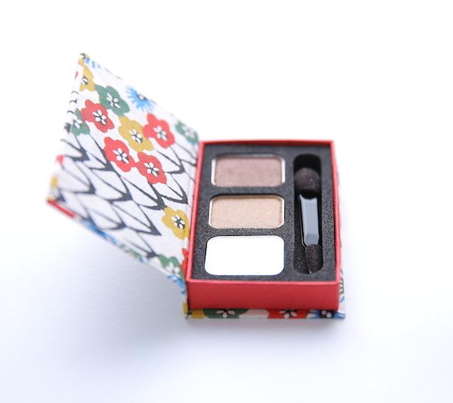 """京都型染アイシャドウ 千代紙 Kyoto Paper Box Eye Shadow """"Chiyogami"""" - 画像5"""