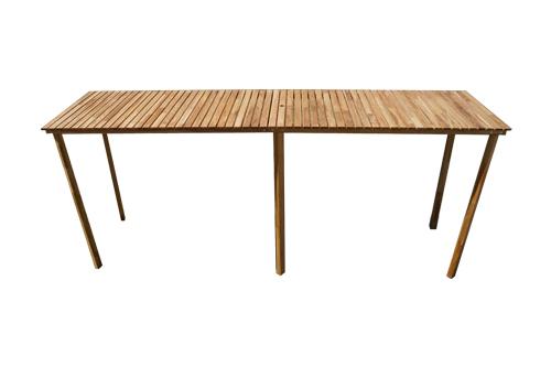 Oak standard folding  BAR table CAMPOOPARTS オーク スタンダード 折り畳み BARカウンター W2000 キャンプ オーパーツ