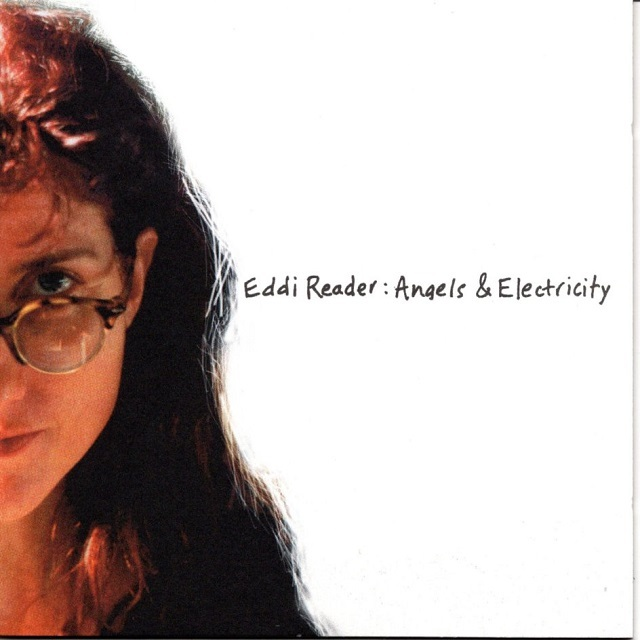 【CD・英盤】Eddi Reader / ANGELS & ELECTRICITY