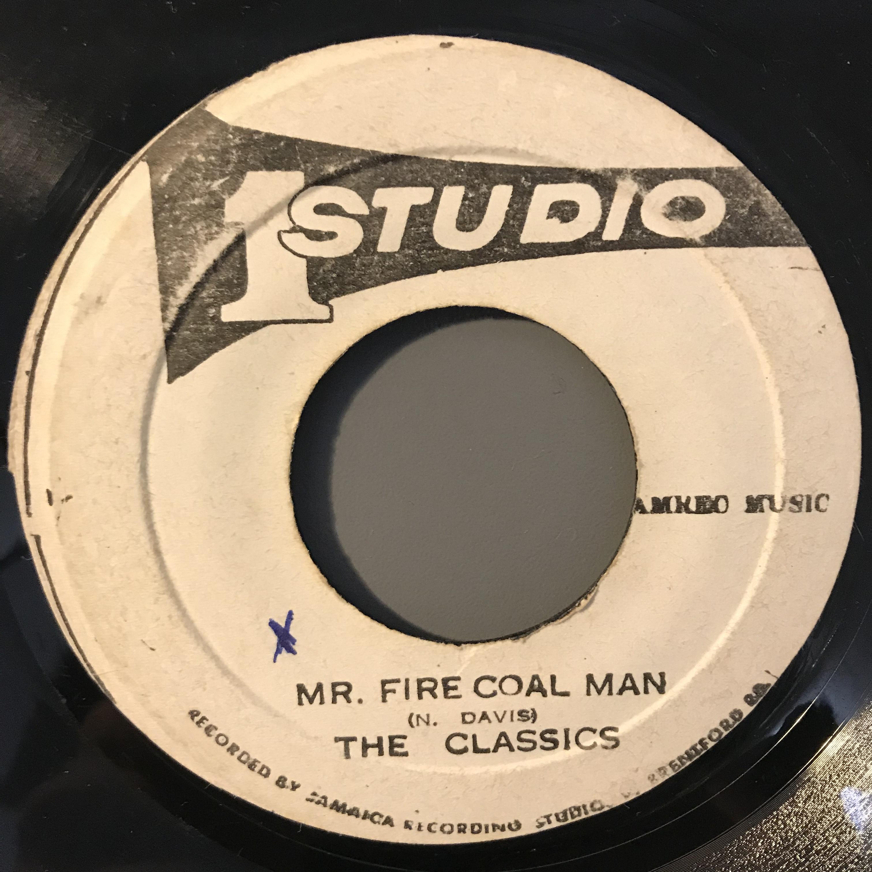 The Classics - Mr. Fire Coal Man【7-10826】