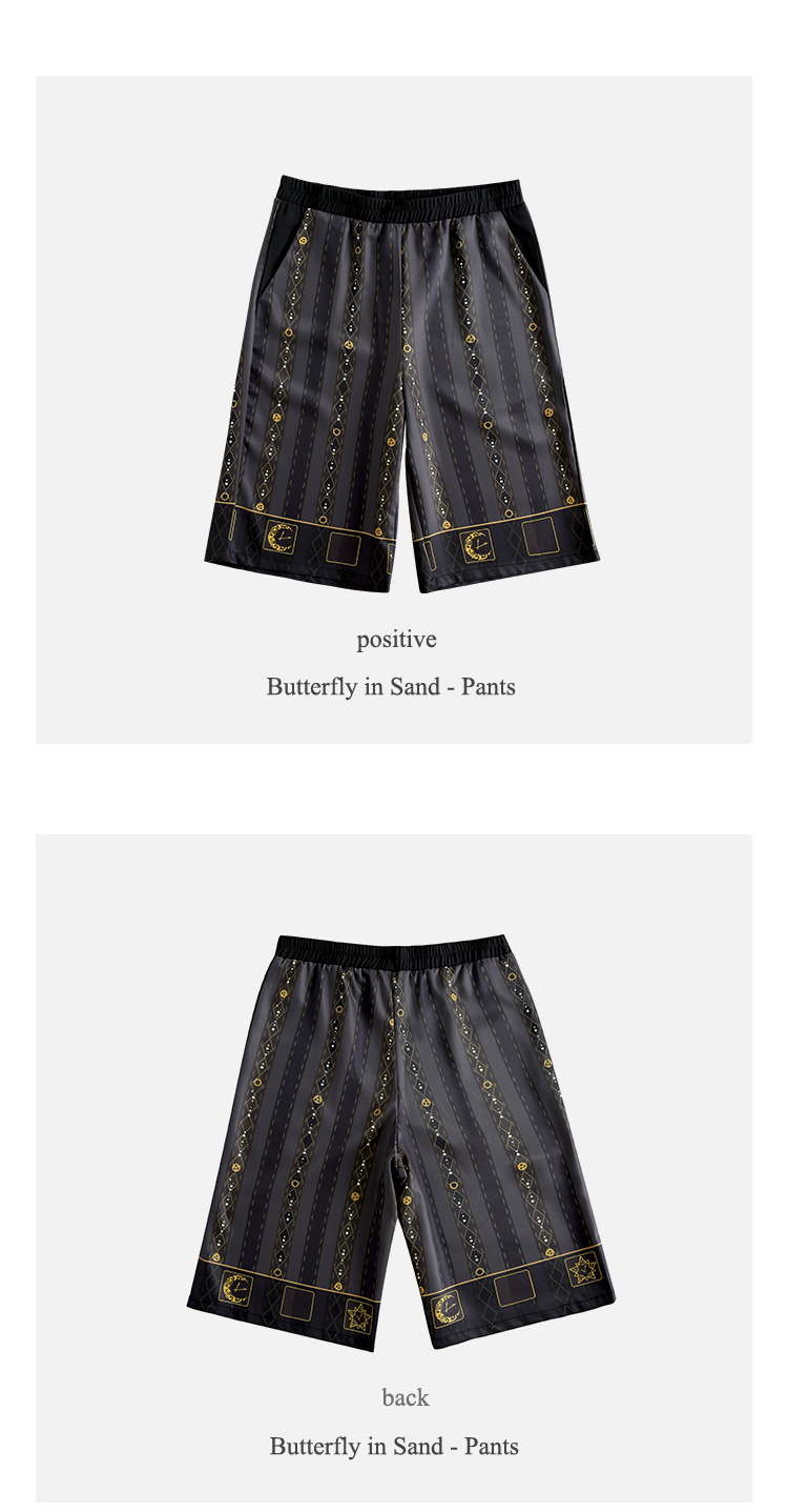 ロリータ羽織~星の砂時計~ スカートorパンツ