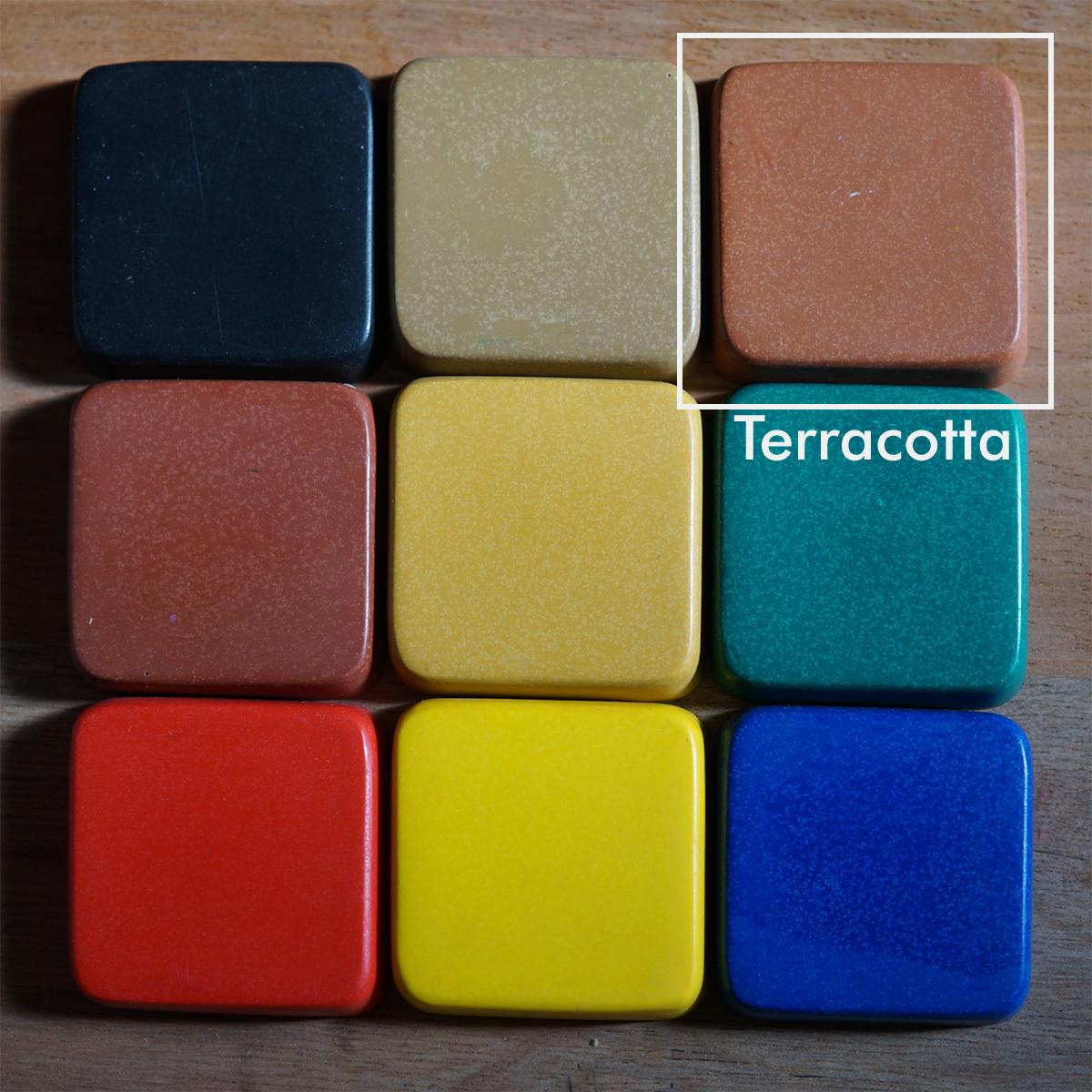 PIGMENT TERRACOTTA 1kg(着色剤:テラコッタ 1kg) - 画像2