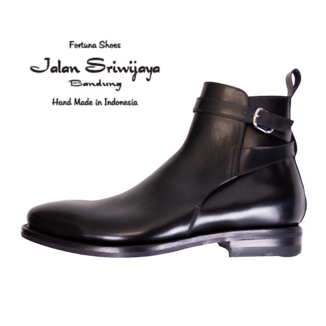 Jodhpur Boots | ジョッパーブーツ 98442 (Jalan Sriwijaya ジャランスリワヤ)