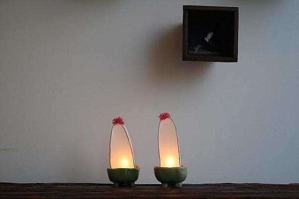 チョンイナムのランプ