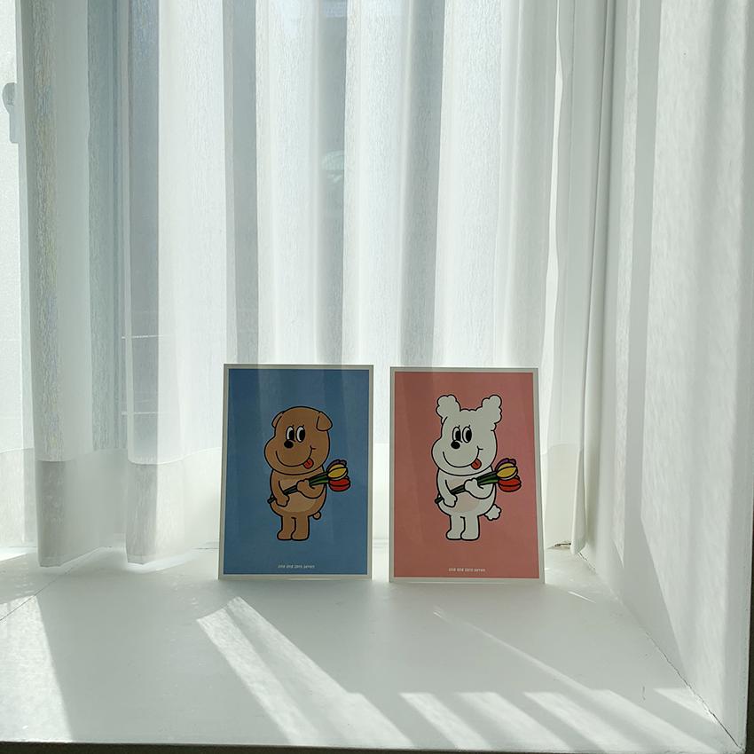 [OP-46] ポスター(チューリップゴンチル)(全2種)