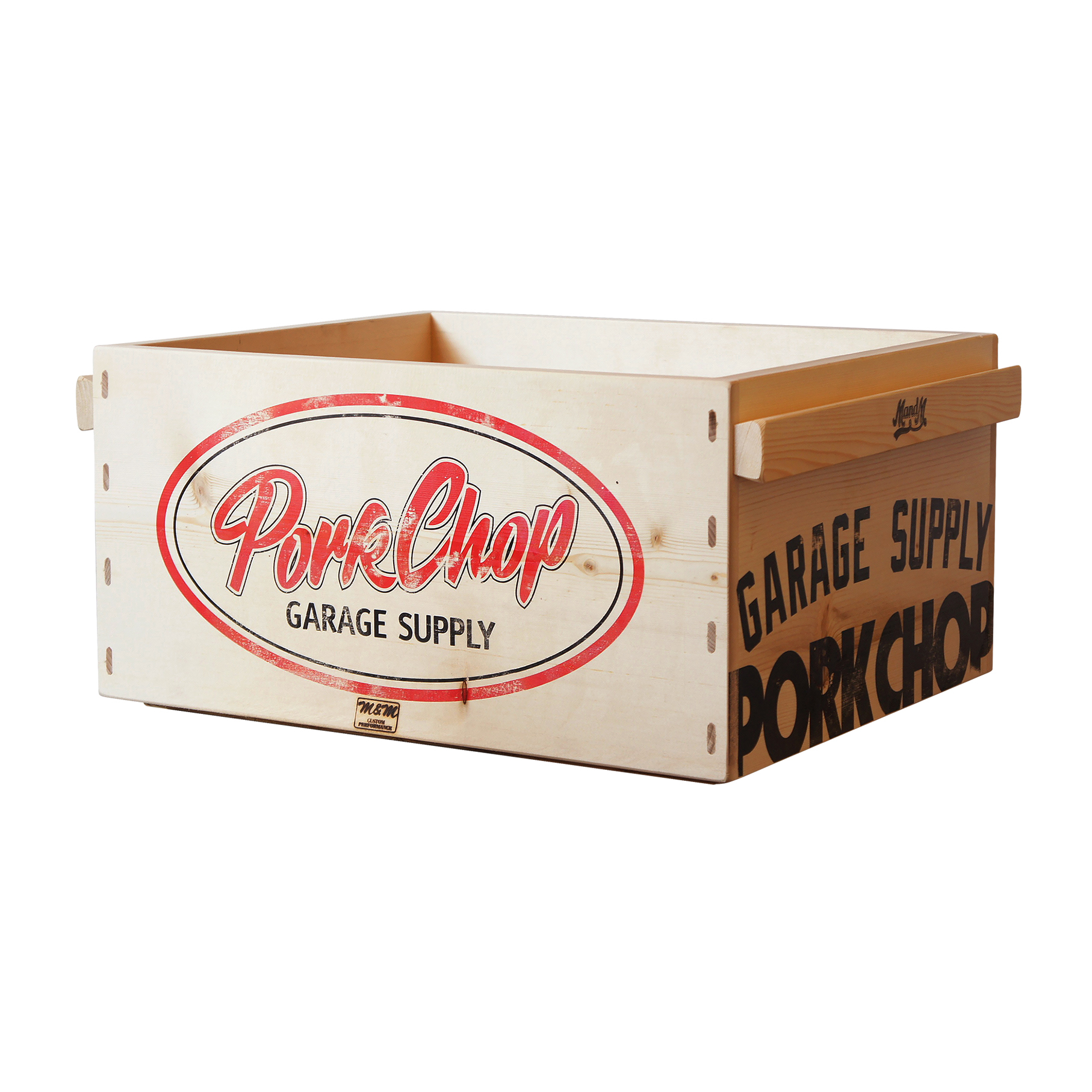 PORK BOX  L