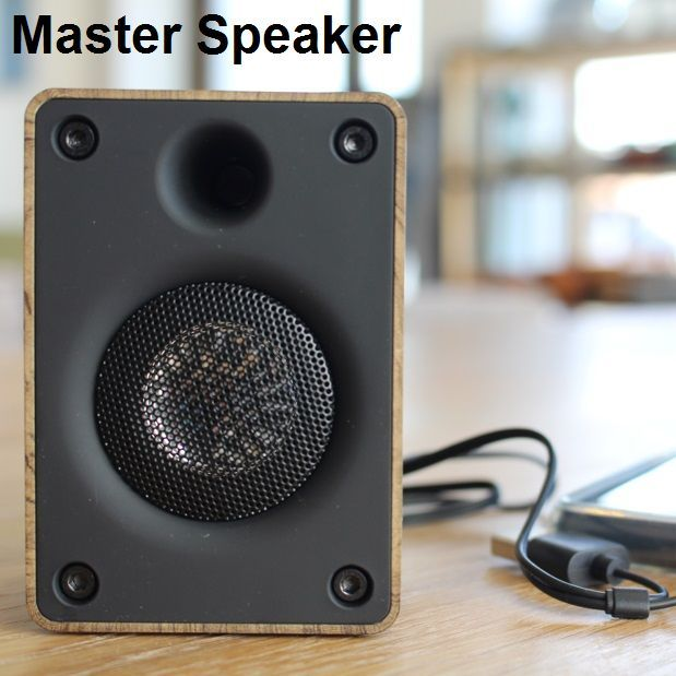 Master Speaker 展示品