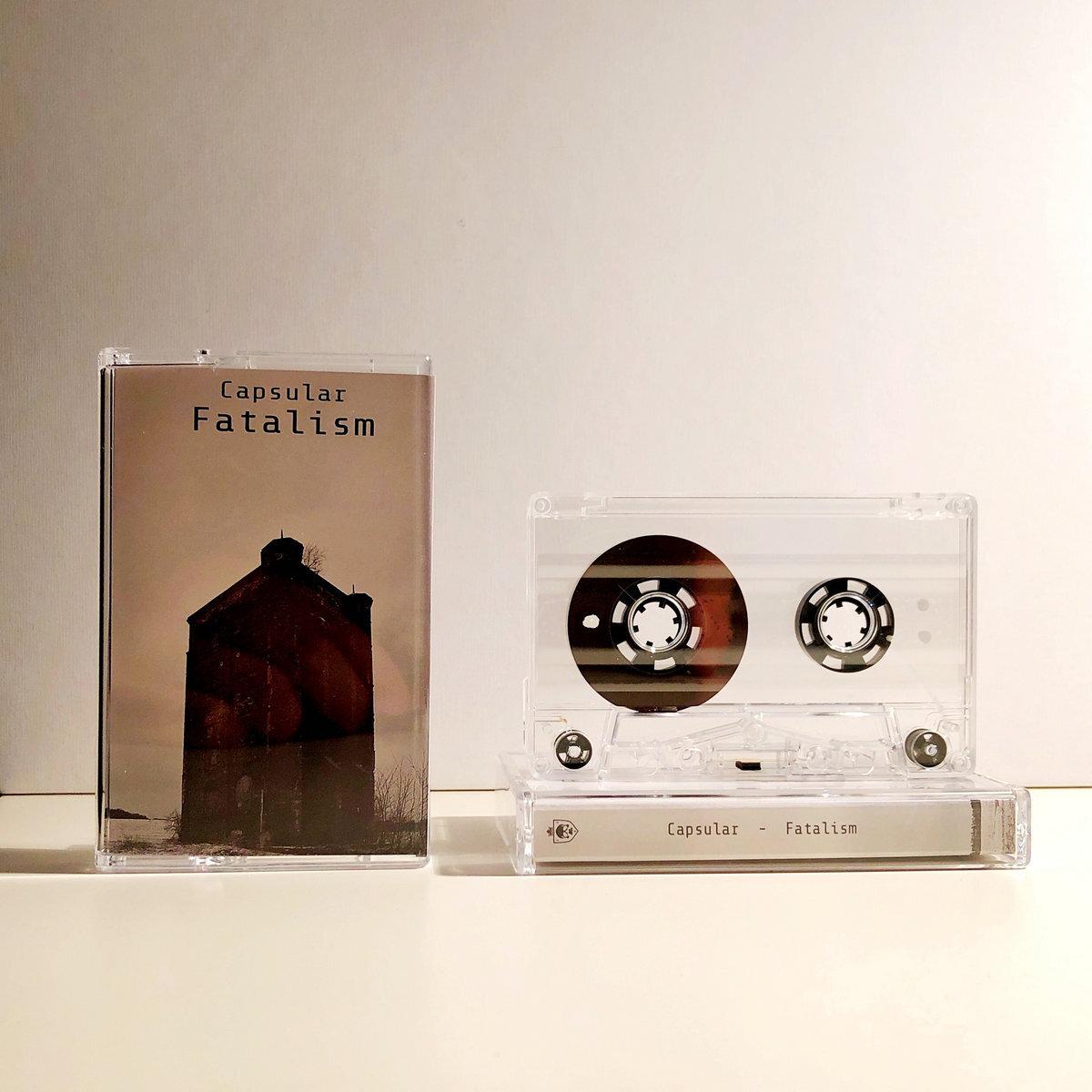 Capsular - Fatalism. Tape - 画像2