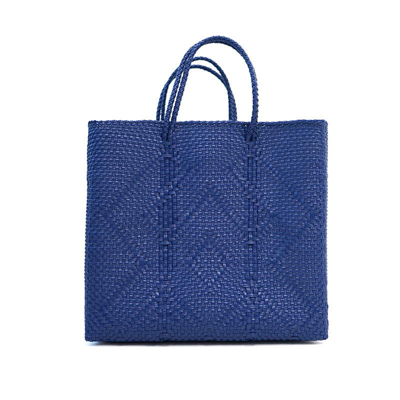 MERCADO BAG CANGREJO - Navy(M)