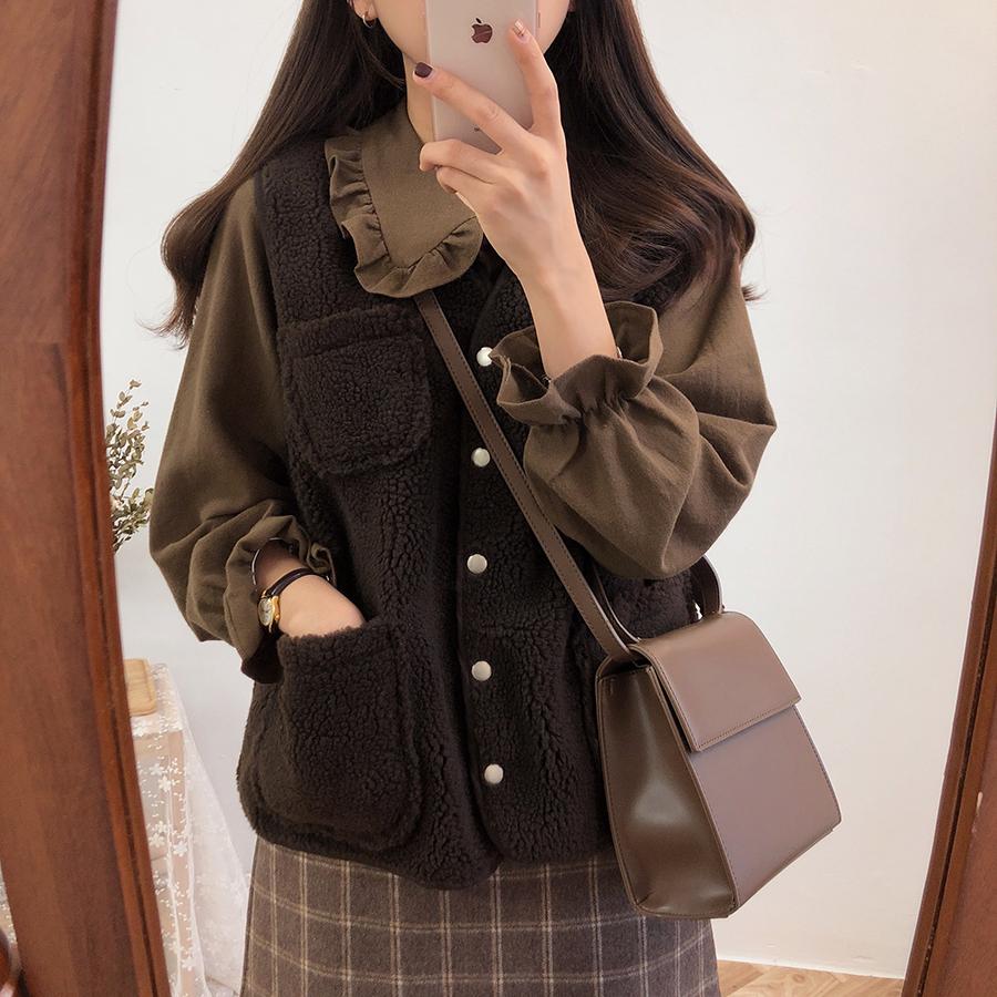 〈カフェシリーズ〉カフェが似合う女学生セット【cafe student set】