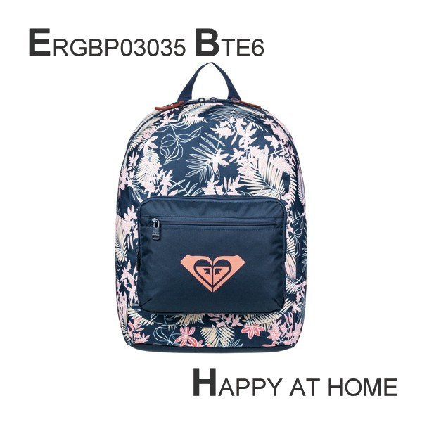 bf3d9bfe7ea9 ERGBP03035 ロキシーリュック HAPPY AT HOME 女の子 ROXYバックパック ...