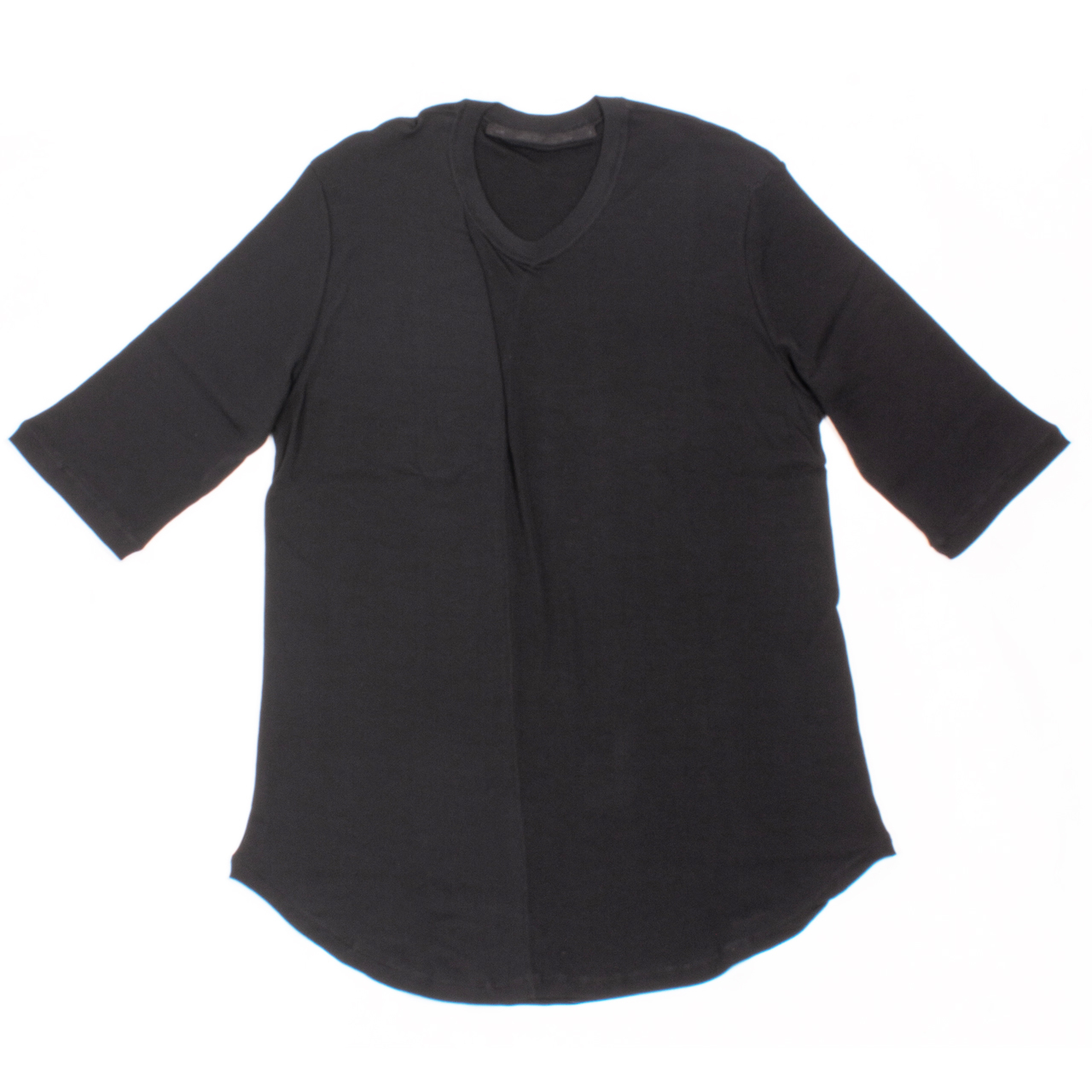 707CUM7-BLACK / カラータック Tシャツ