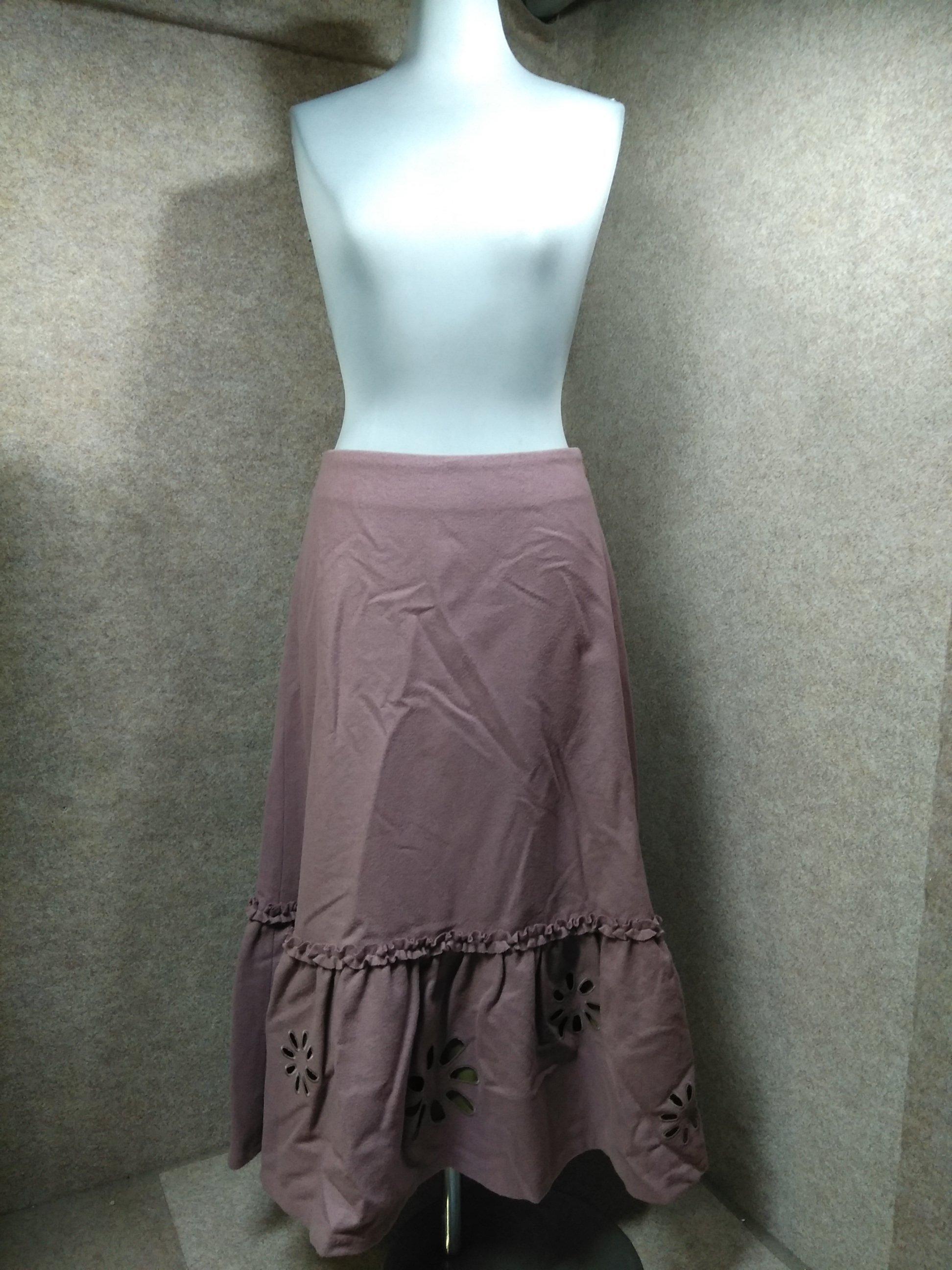 ホコモモラ by sybilla ロングスカート 42 u1515i