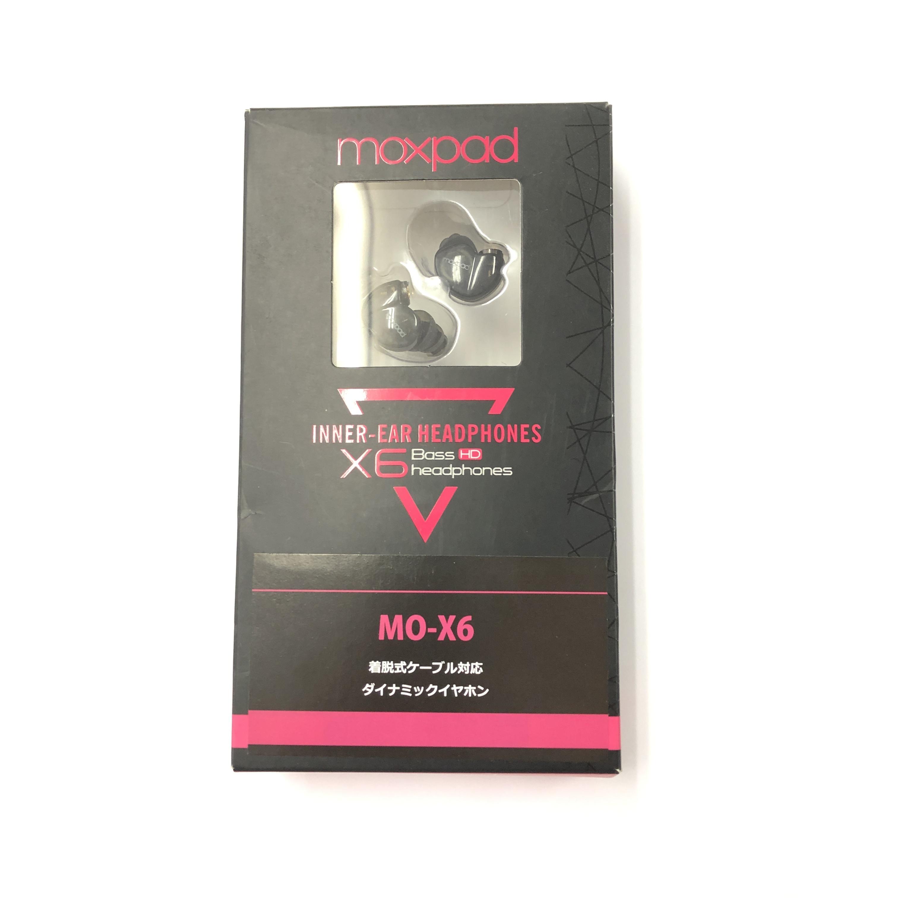 【アウトレット 箱破損】moxpad MO-X6 BLACK