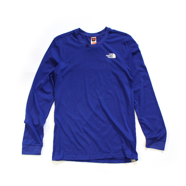 Import / The North Face Simple Dome Long Sleeve -T
