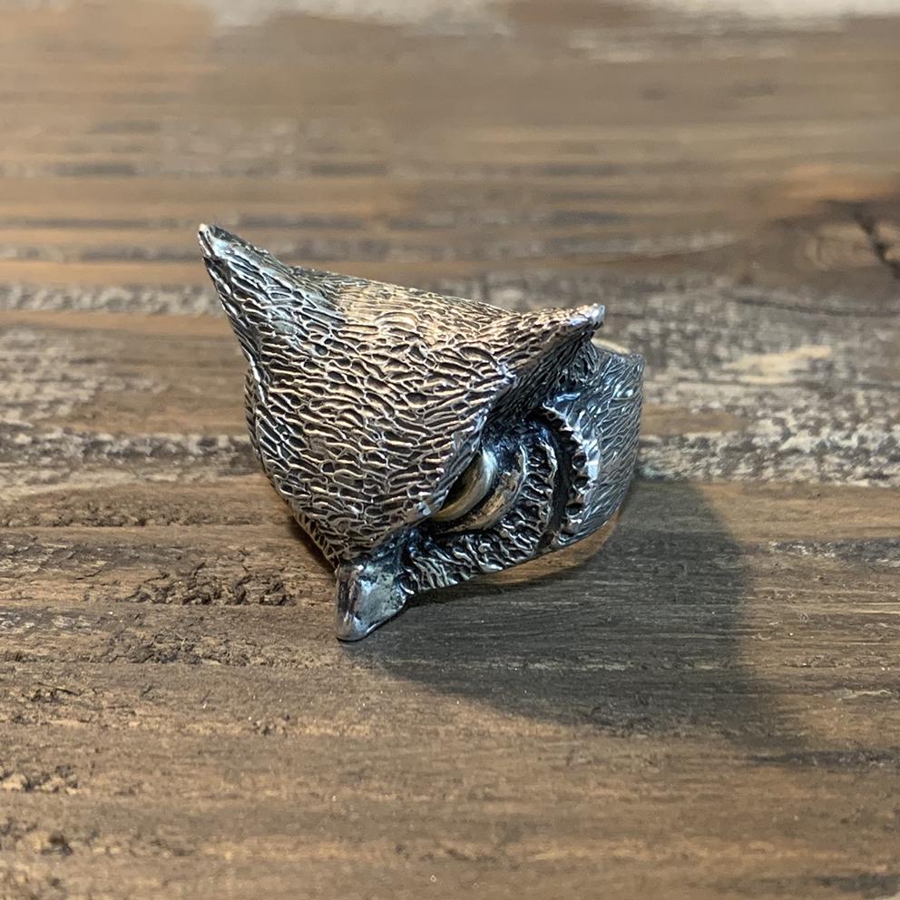 梟 / Owl (Silver925)
