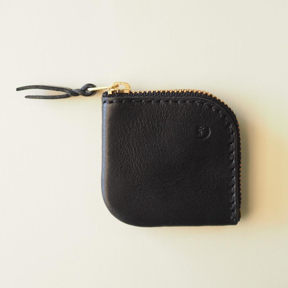 コインケース / coin purse 漆黒