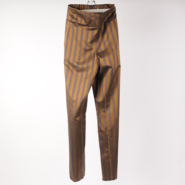 hs18AW-IR02 STRIPE PANTS