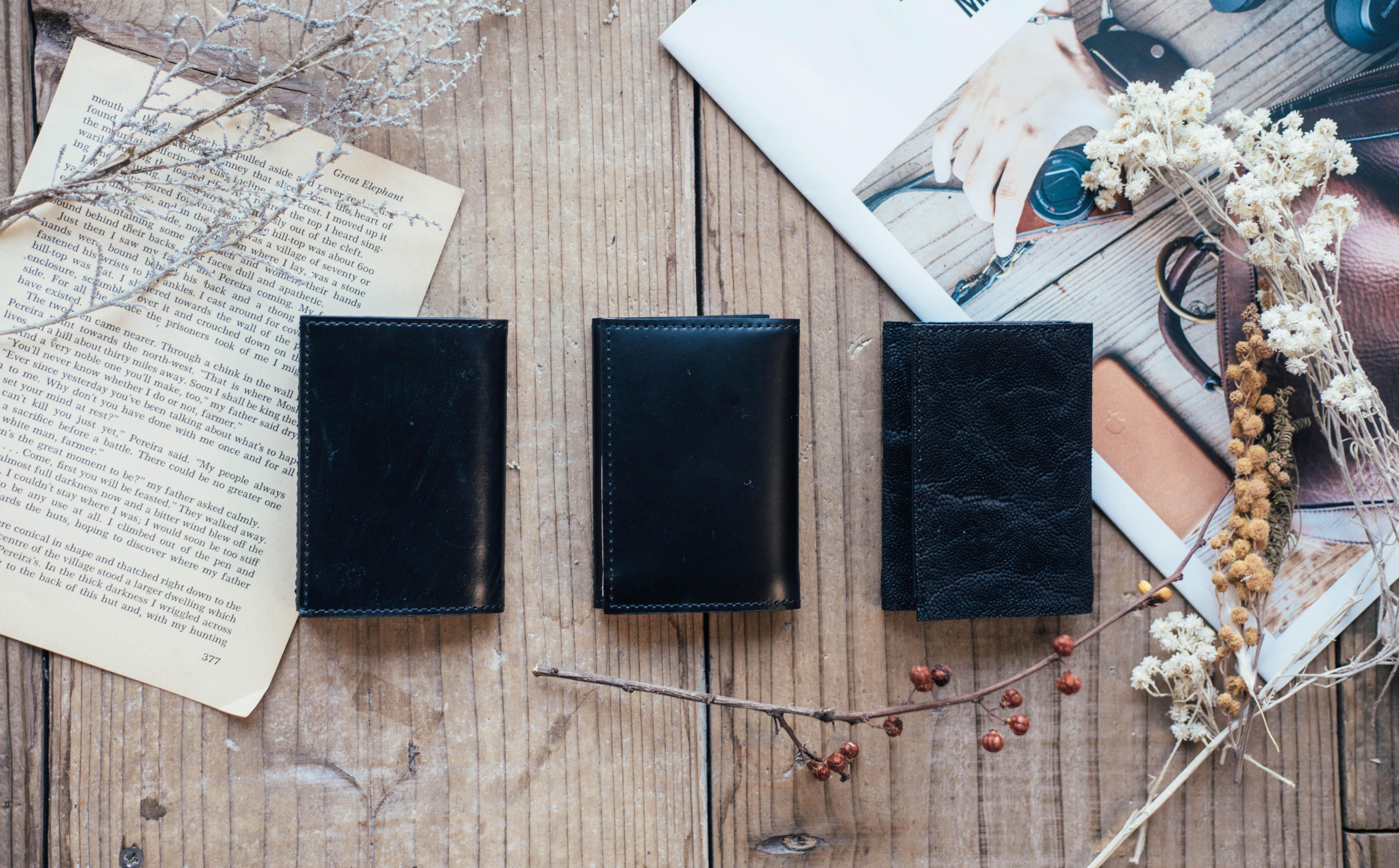 【コードバン】キャッシュレス時代の理想の財布「PRESSo Noir」