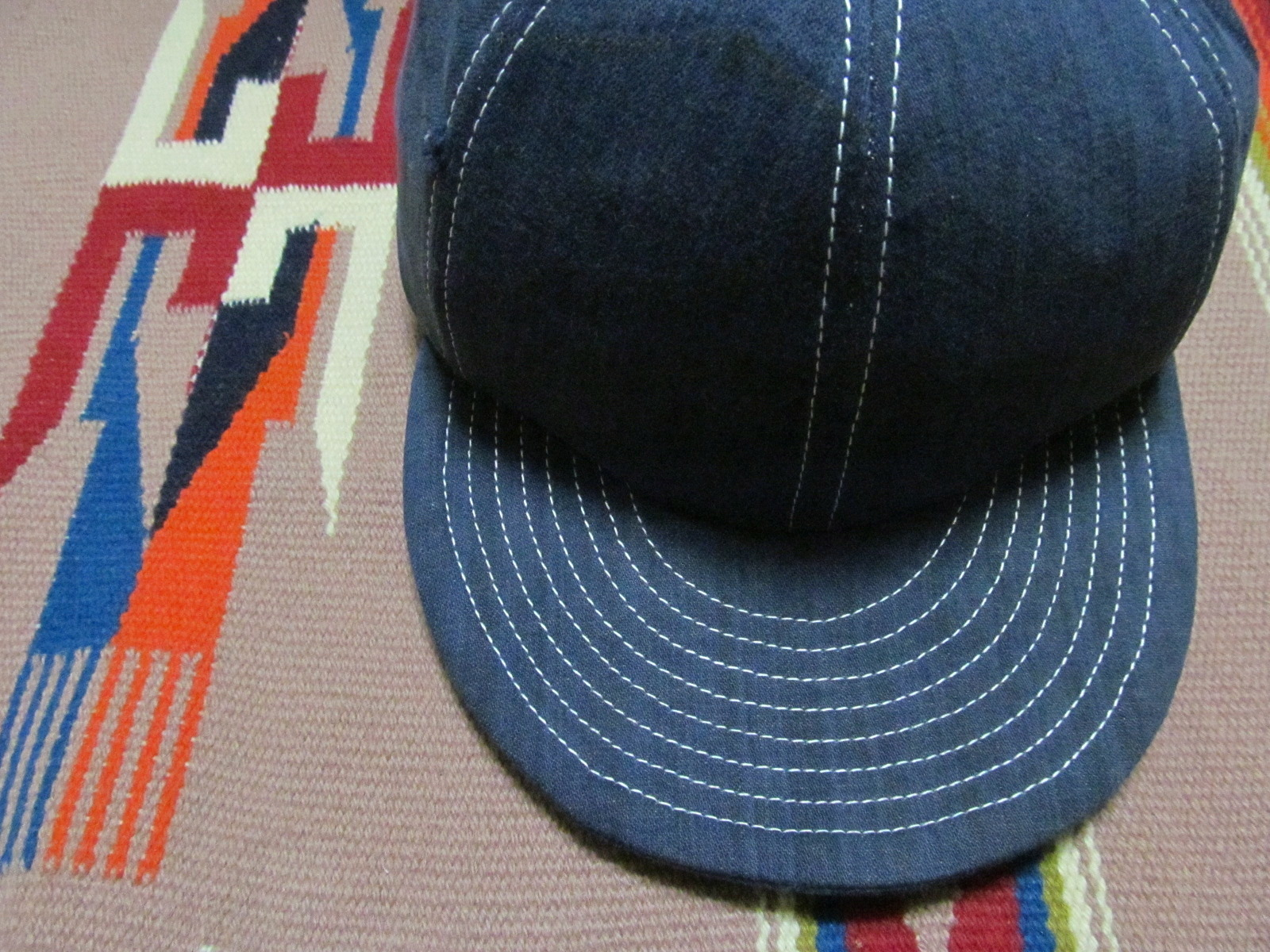 40S DENIM MODIFIED  CAP