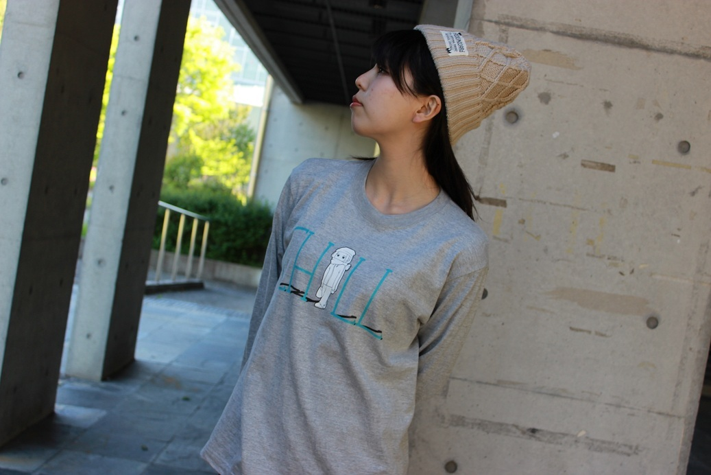 CHILL GIRL L/S T-Shirt - 画像2