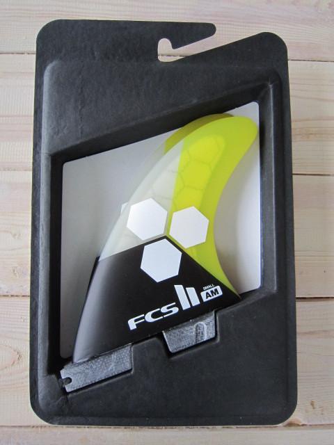 フィン FCS エフシーエス FCS II AM PC Tri