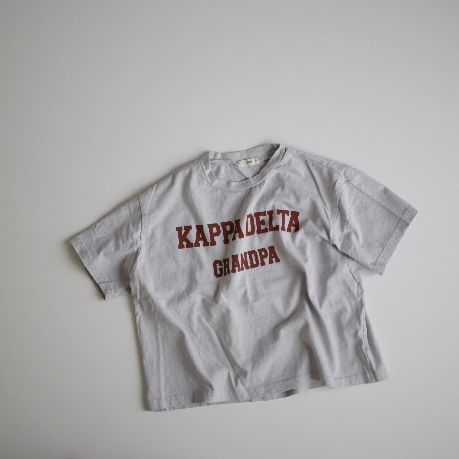 kappa delta  T.  〔カッパ デルタ T 〕