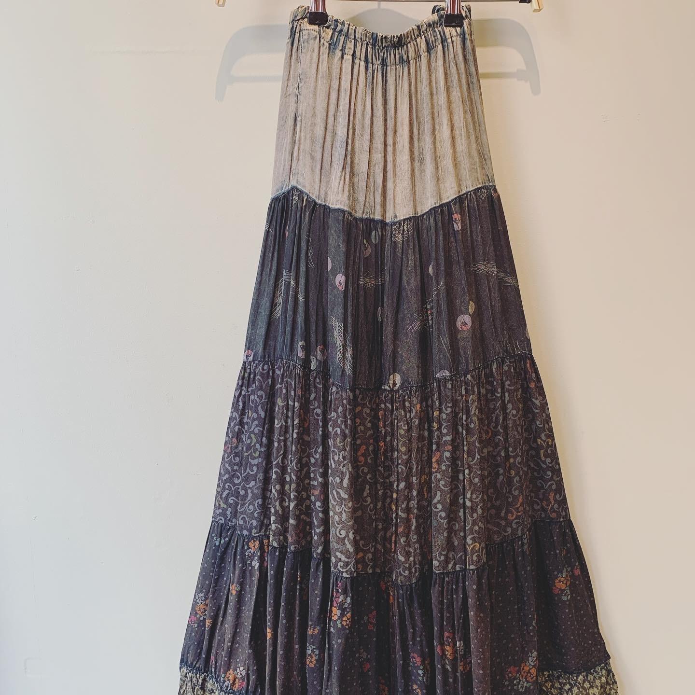 vintage Italy design skirt